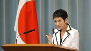Лидер японской оппозиции уходит в отставку