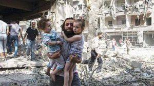 Международная коалиция за предыдущую неделю нанесла по Ракке 250 авиаударов