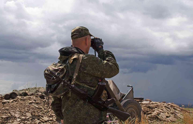 ВСУ бросают свои позиции на Светлодарской дуге