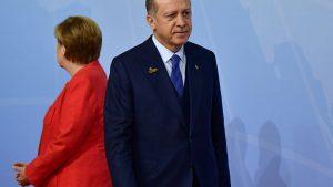 Эрдоган опроверг заявления чиновника ФРГ о наличии «черного списка» немецких компаний