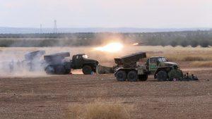 Сирийская армия вошла в ас-Сухна