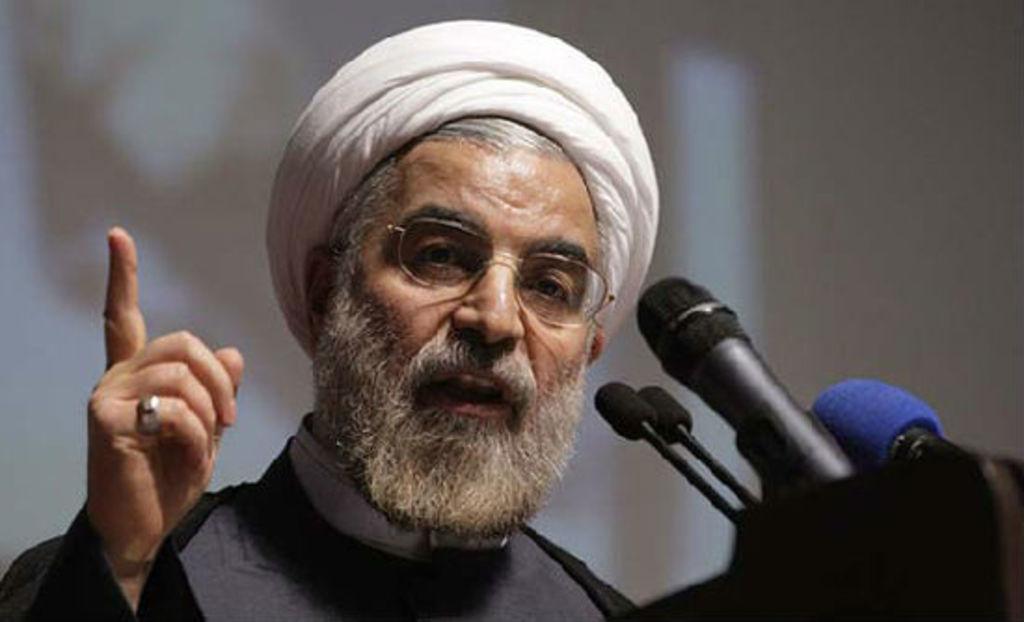 Рухани: США неуважают законные права палестинцев