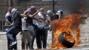 В Иерусалиме вновь вспыхнули беспорядки