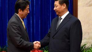 Абэ на G20 просил Си Цзиньпина прекратить поставлять нефть Северной Корее