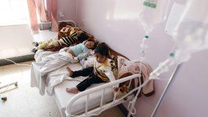 Число заболевших холерой в Йемене превысило 350 тысяч
