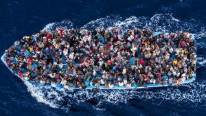 По данным ООН около 50 беженцев были утоплены у берегов Йемена