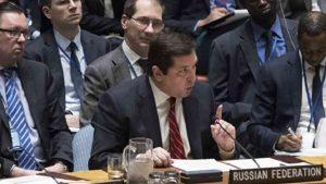 Сафронков: в СБ ООН попытались подорвать прогресс отношений РФ с Грузией