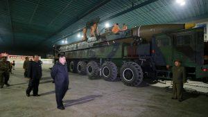 Ядерное оружие Северной Кореи не несет угрозы нейтральным к КНДР странам