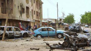 На рынке в Нигерии произошёл теракт