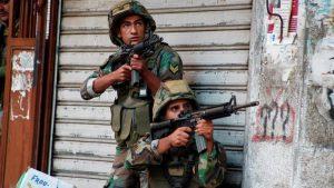 В «Хезболлах» заявили, что боевики ИГ пока могут мирно покинуть Ливан