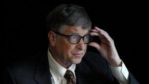 Гейтс передал 38% своих акций Microsoft на благотворительность