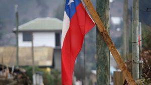Неизвестные подожгли в Чили 18 фур