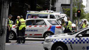 Несколько районов Мельбурна оцеплены из-за взрывного устройства