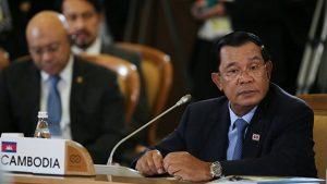 Камбоджа потребовала от Лаоса вывести свои войска