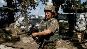 Донбасс. Оперативная лента военных событий 19.08.2017