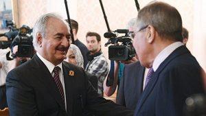 Командующий армией Ливии обсудил предоставление российской военной помощи
