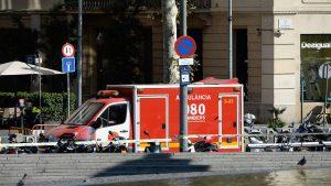 СМИ сообщают о 13 погибших в Барселоне