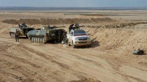 Армия Сирии близка к формированию Акербатского котла на востоке провинции Хама