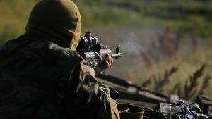 Донбасс. Оперативная лента военных событий 21.08.2017
