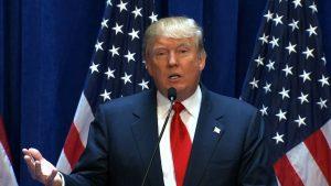Трамп раскритиковал своих политических оппонентов