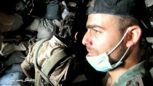 Исламисты в очередной раз обвинили сирийскую армию в химической атаке в пригороде Дамаска