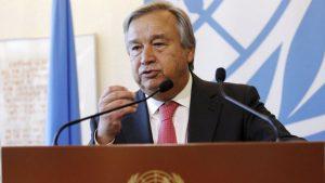 Генсек ООН в августе впервые посетит Израиль