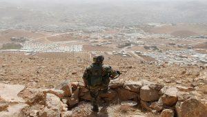 Сирийские и ливанские войска освободили новые территории в Западном Каламуне