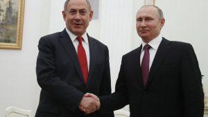 Jerusalem Post: Нетаньяху планирует встретиться с Путиным 23 августа