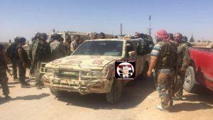 Армия Сирии освободила важный город в Акербатском кармане