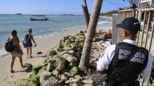 На курорте Акапулько произошла стрельба