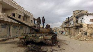 В Египте сообщили о своём вкладе в создании зоны де-эскалации в провинции Хомс
