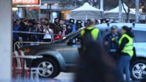 В Сиднее автомобиль въехал в толпу пешеходов
