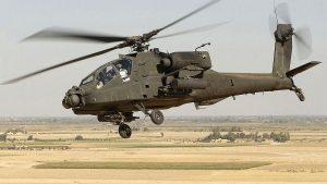 Вертолет ВВС ОАЭ разбился в Йемене