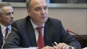 Новый посол России в США вступит в должность первого сентября