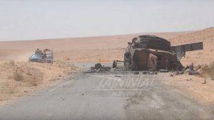 Акербатский карман. Специальный репортаж из Сирийской пустыни (видео 21+)
