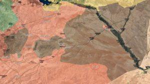 Сирийская армия освободила два ключевых посёлка на востоке провинции Хомс