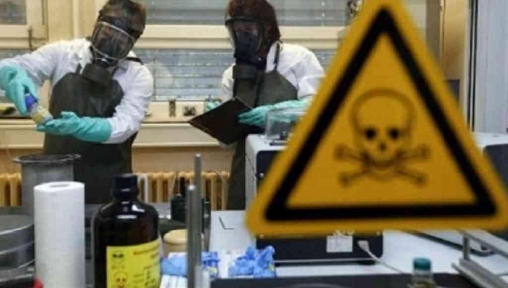 Спецслужбы Чехии опровергают производство, тестирование ихранение «Новичка» вгосударстве