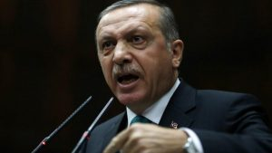 Эрдоган министру ФРГ: знай своё место