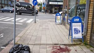 Полиция Финляндии: после атаки в Турку задержаны пять человек