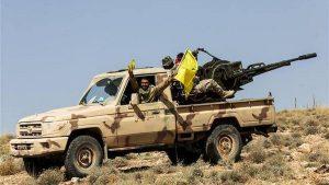 Армии Сирии и Ливана заключили перемирие с ИГ в Арсале