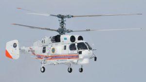 Россия впервые поставит Турции и Таиланду вертолёты Ка-32