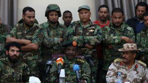 ЛНА пообещала топить иностранные суда в ливийских территориальных водах