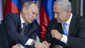 Нетаньяху положительно отозвался о своей встрече с Путиным