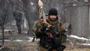 Донбасс. Оперативная лента военных событий 20.08.2017