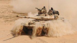 Сирийская армия вошла в стратегический посёлок возле иракской границы