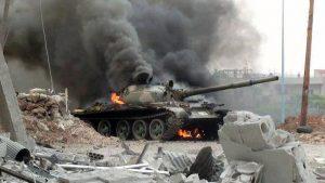 Сводка событий в Сирии за 16 августа 2017 года