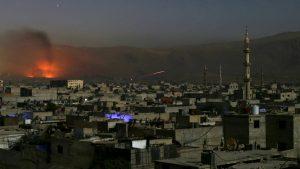 Сводка событий в Сирии за 20 августа 2017 года