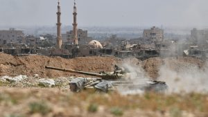 Сводка событий в Сирии за 21 августа 2017 года