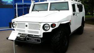 Египет планирует купить у России 50 бронеавтомобилей «Тигр»