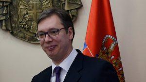 Президент Сербии встретился с представителем турецкой разведки